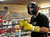 Travis Kauffman Training at Former Muhammad Ali Camp