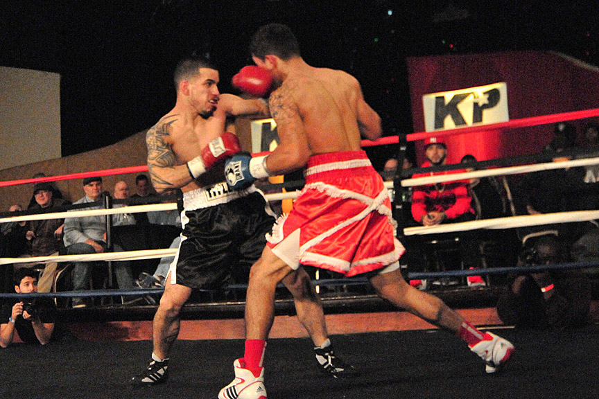 Valley forge casino boxing results