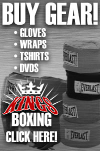 Purchase Equipment at King's Boxing