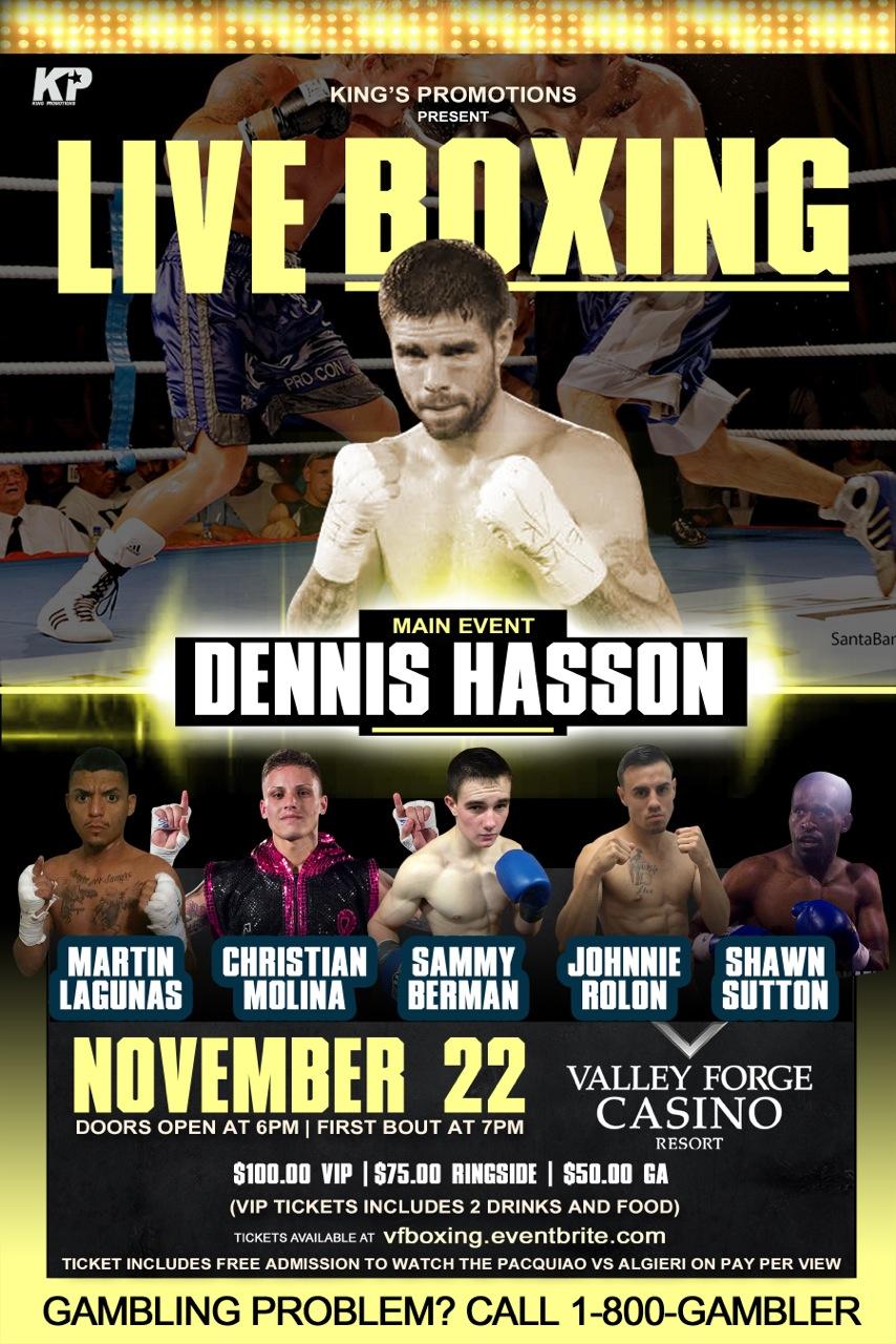 live boxing copy